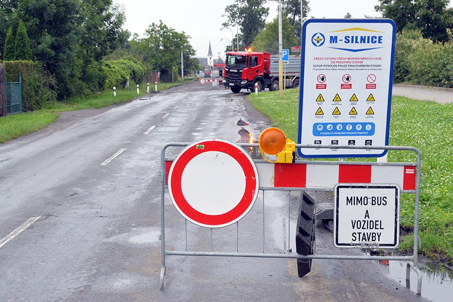Kraj zrekonstruuje důležitou silnici vLitovli